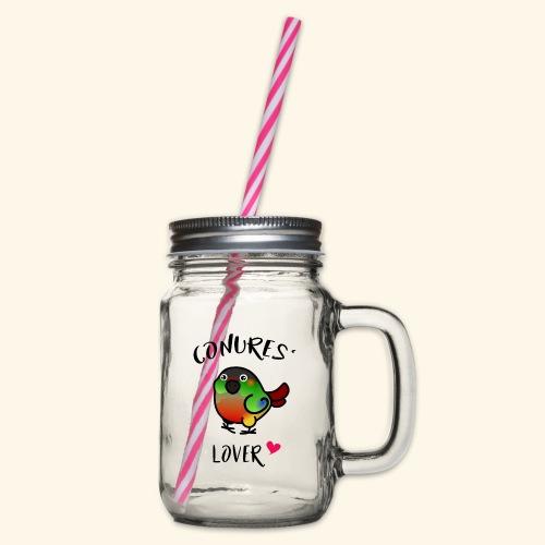 Conures' Lover: opaline - Bocal à boisson