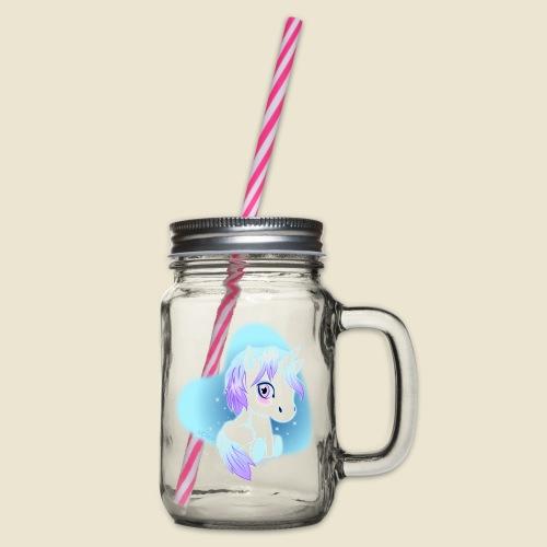 Licorne n°1 - Bocal à boisson