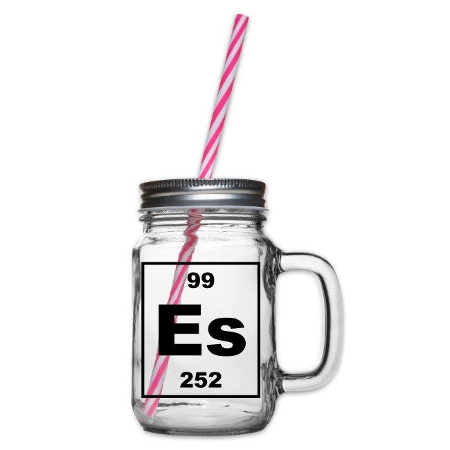 Periodic Table Words Element 99 Es