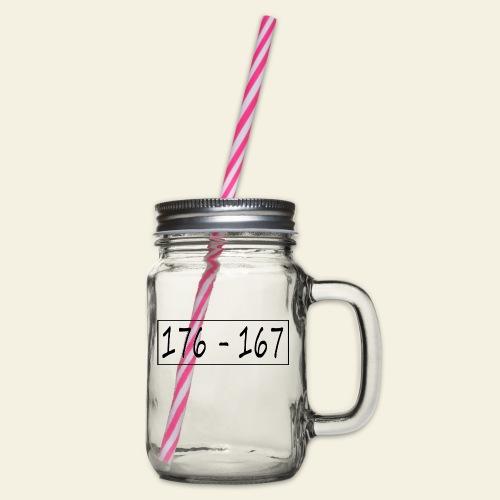 176167 - Drikkekrus med skruelåg