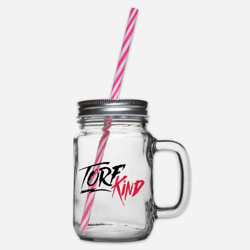 TorfKind - Henkelglas mit Schraubdeckel