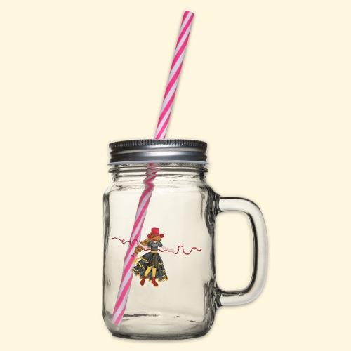 Ladybird - La célèbre uchronaute - Bocal à boisson