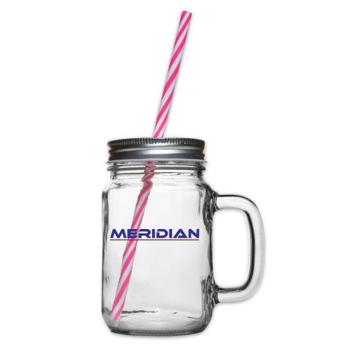 Meridian - Boccale con coperchio avvitabile
