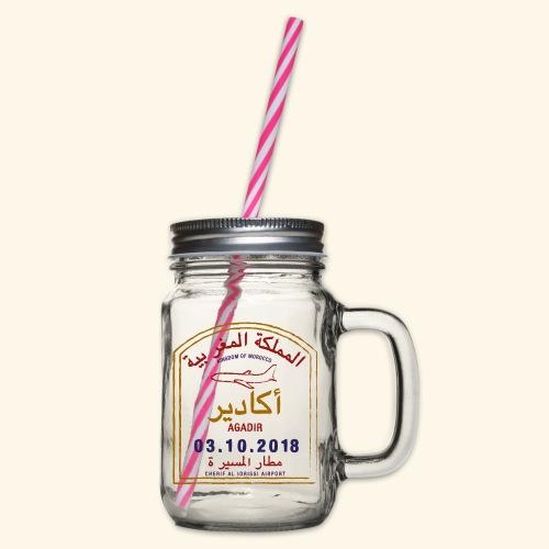 Agadir - Bocal à boisson