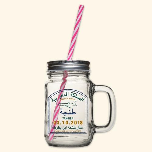 Tanger - Bocal à boisson