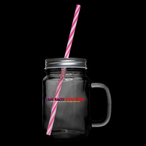 RNR All Nite - Drinkbeker met handvat en schroefdeksel