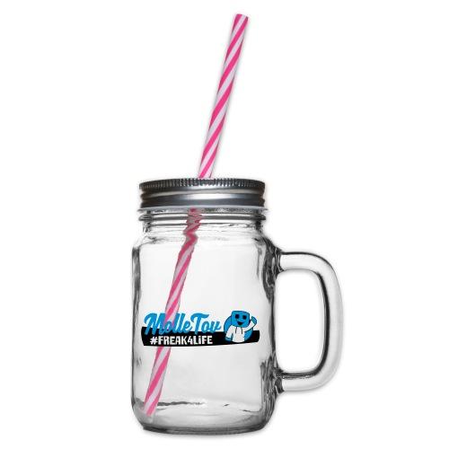 Nyt Logo4 - Drikkekrus med skruelåg