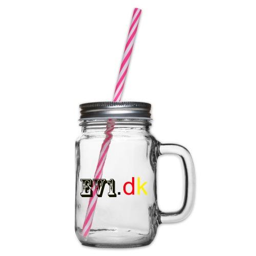 ev1 - Drikkekrus med skruelåg