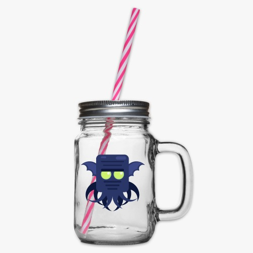 Mini Monsters - Cthulhu - Drikkekrus med skruelåg