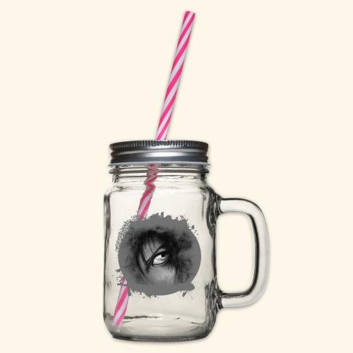 Regard sur le monde - Bocal à boisson