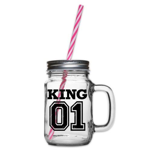 King 01 - Bocal à boisson