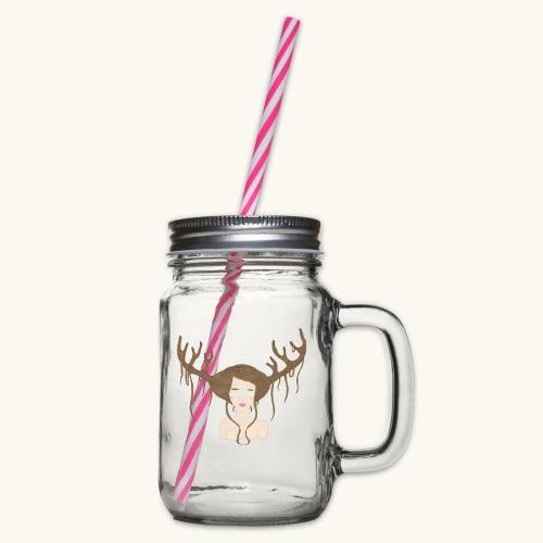 Blind Deer. - Bocal à boisson