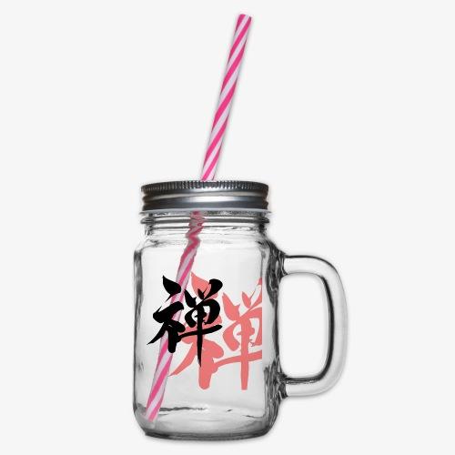 SOYEZ ZEN - Bocal à boisson
