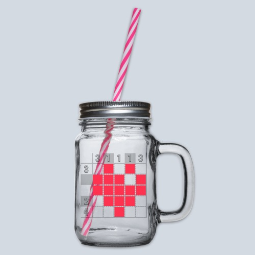 Heart Tshirt Women - Bocal à boisson
