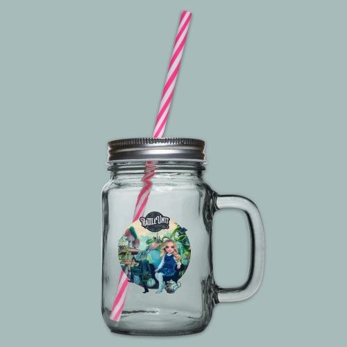 Letting Go Merch - Drinkbeker met handvat en schroefdeksel