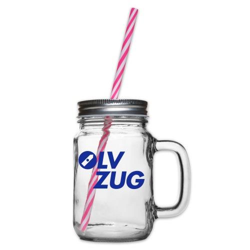 OLV_Zug_Logo_2_Z_ohneRand - Henkelglas mit Schraubdeckel