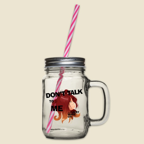 Don't talk to me... - Bocal à boisson