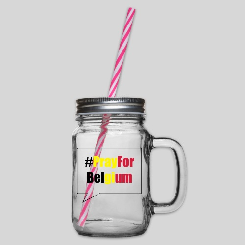 #PrayForBelgium - Bocal à boisson