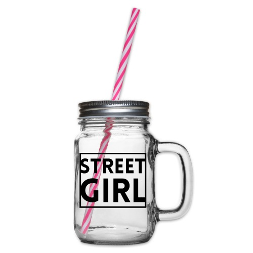 girl - Bocal à boisson
