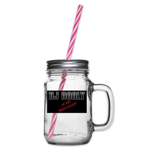 Dooly 01 - Henkelglas mit Schraubdeckel