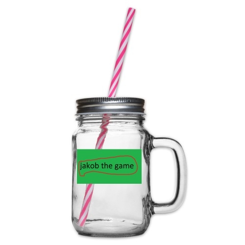 jakobthegame - Drikkekrus med skruelåg