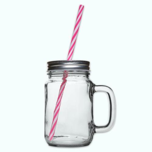 BESTSELLER - Henkelglas mit Schraubdeckel