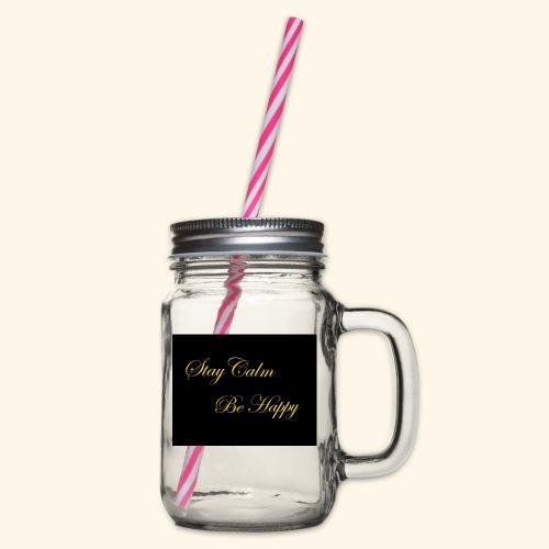 Be Happy - Bocal à boisson