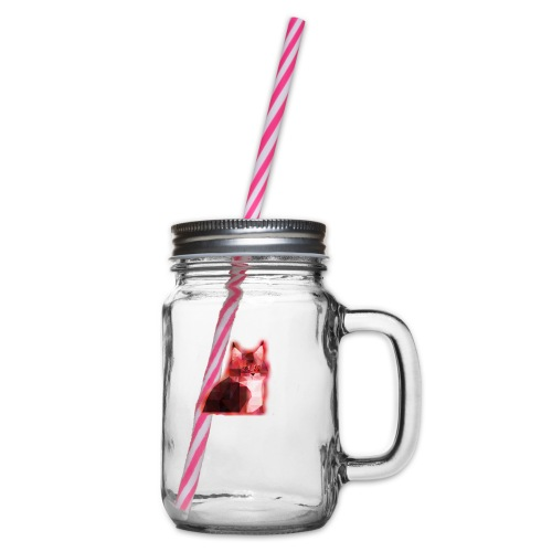 oscarsoderberg - Glas med handtag och skruvlock