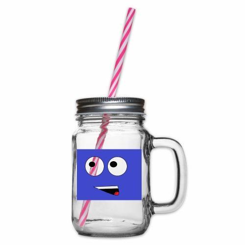 LKIMZ - Henkelglas mit Schraubdeckel