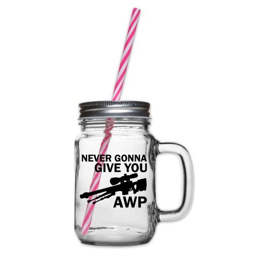 Never gonna give you AWP - Lasimuki kierrekannella
