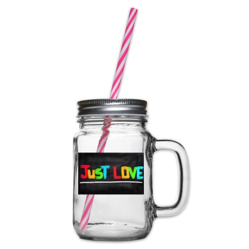 Just love tasse - Bocal à boisson