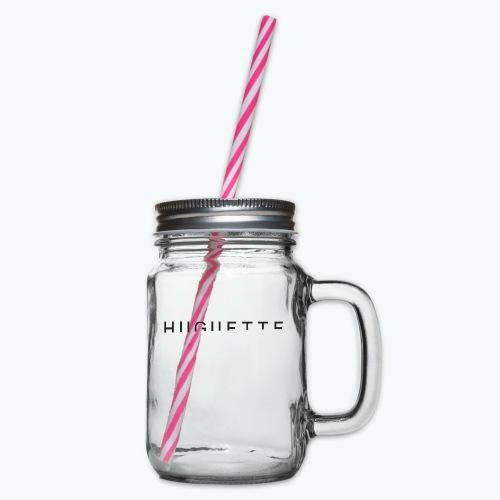 Huguette - Bocal à boisson