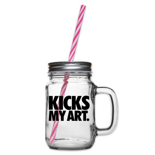 Kicks My Art By MizAl - Bocal à boisson