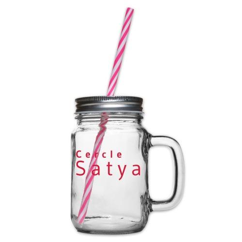 Cercle Satya - Bocal à boisson