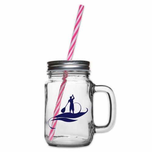 Paddle man casquette - Bocal à boisson