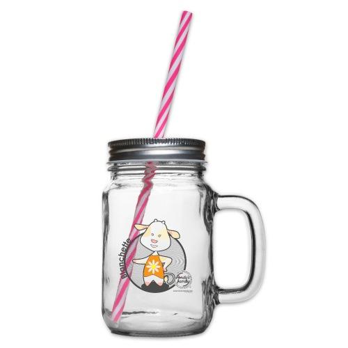 FF BLANCHETTE 02 - Henkelglas mit Schraubdeckel