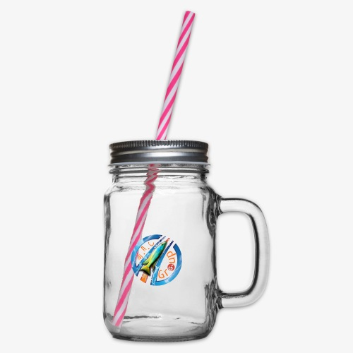 1511294565580 trimmed - Glass jar with handle and screw cap