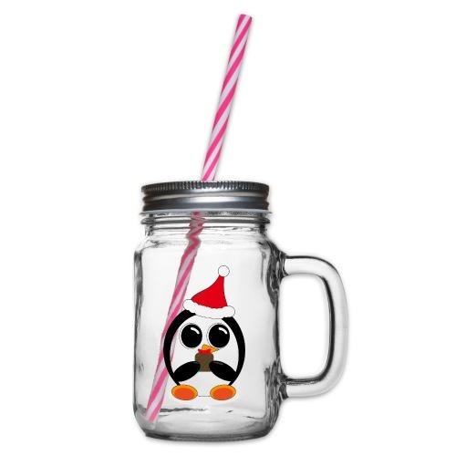 Pingouin - Bocal à boisson