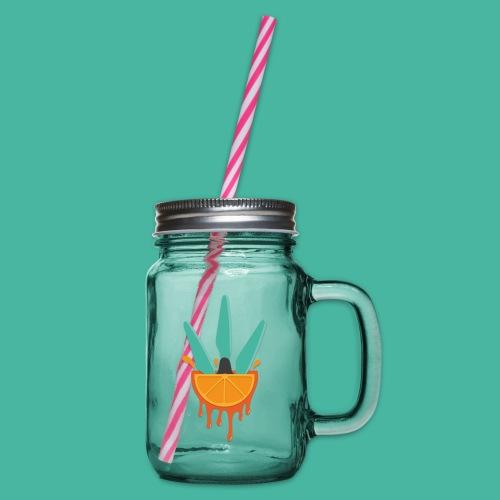 JuicePropFPV - Henkelglas mit Schraubdeckel