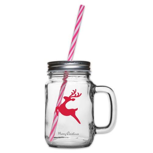 Caribou 8, Merry Christma - Bocal à boisson