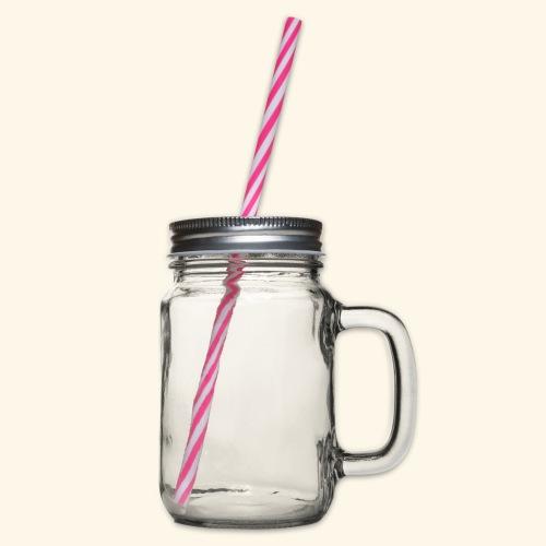 HoizPi - Henkelglas mit Schraubdeckel