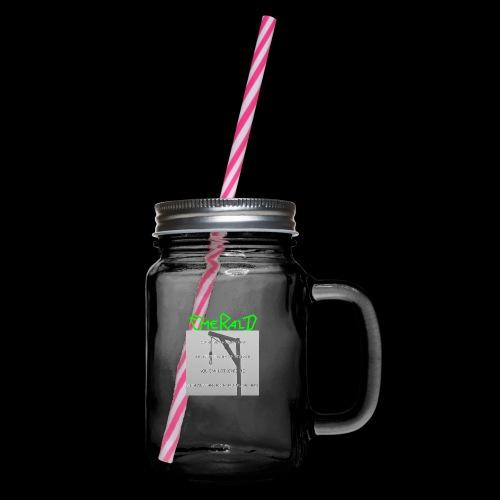Emerald - Henkelglas mit Schraubdeckel