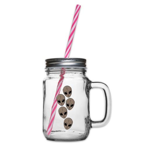 Petits-gris - Bocal à boisson