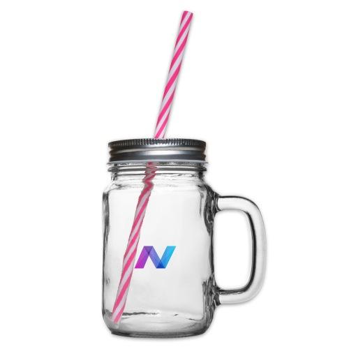 Navcoin (NAV) - Henkelglas mit Schraubdeckel