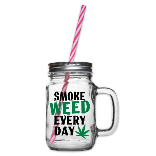 Smoke Weed Everyday Linovert - Bocal à boisson