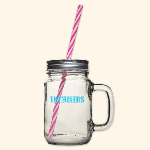 tntminers annan faerg 4 - Glas med handtag och skruvlock