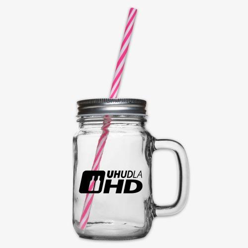 UHUDLA HD – extended Vision - Henkelglas mit Schraubdeckel