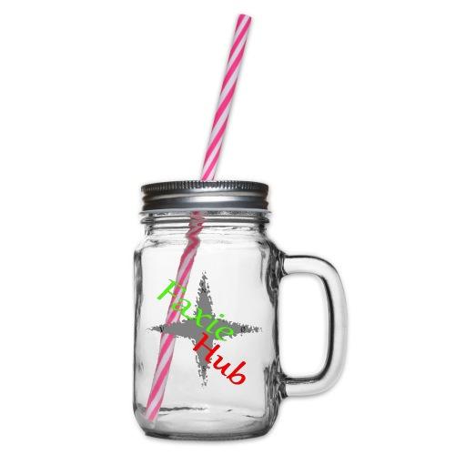 FaxieHub - Drikkekrus med skruelåg