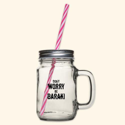Be Baraki (Noir) - Bocal à boisson