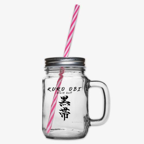 Kuro Obi / Black belt - Bocal à boisson
